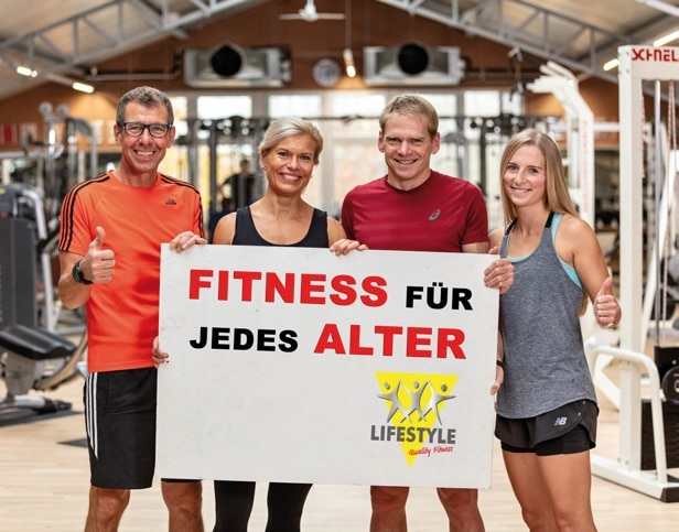 Lifestyle Fitnessclubs