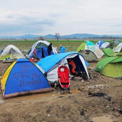 Wuerzburg Fluechtlinge Moria
