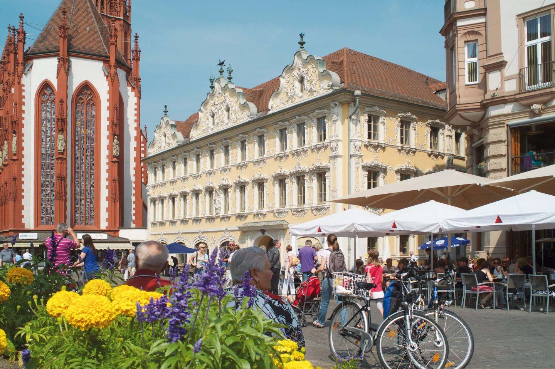Literaturcafe Stadtbuecherei Wuerzburg