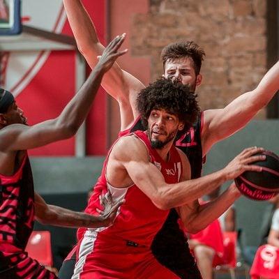 Baskets Wuerzburg Heimspiel