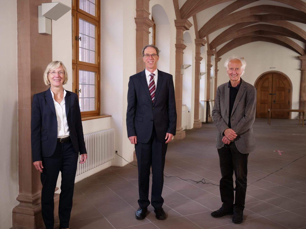 """Paul Pauli und das """"Wir-Gefühl"""": Neuer Präsident der Universität Würzburg"""