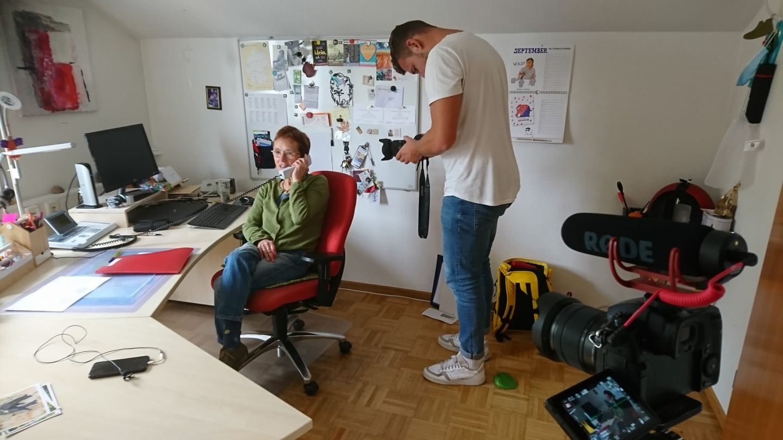 Hilfe bei häuslicher Gewalt: Kurzfilm der Diakonie Würzburg auf Youtube