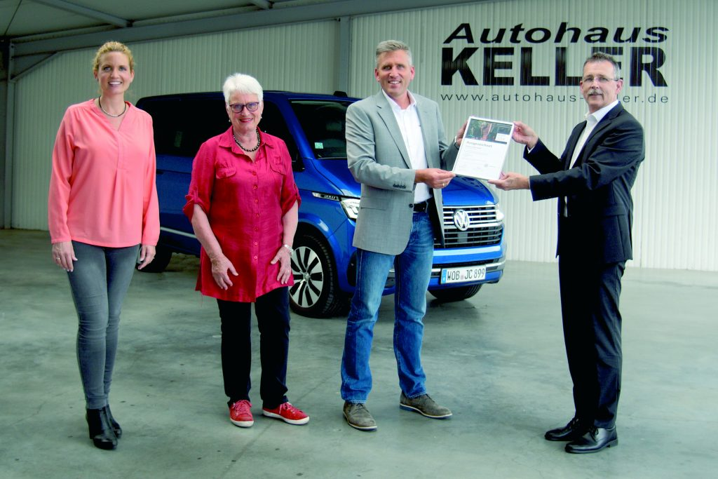 Autohaus Keller Top Service Partner