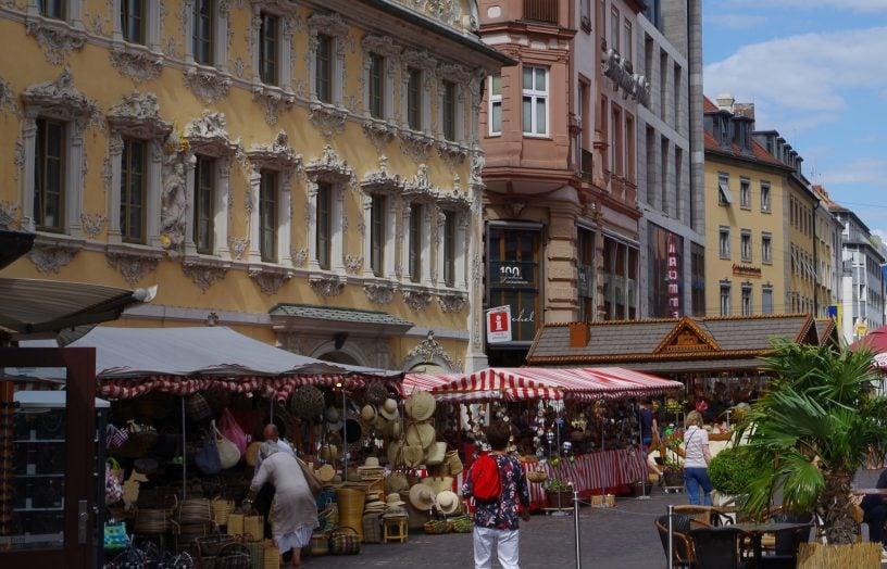 Allerheiligenmesse Wuerzburg