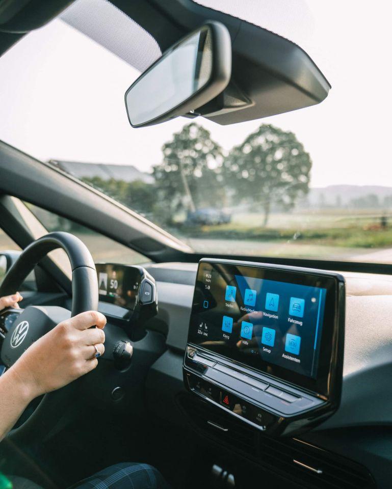 Spindler Volkswagen Driving Experience