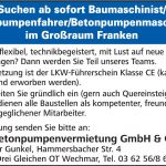 BVT Betonpumpenvermietung GmbH & Co. KG