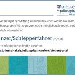 Stiftung Juliusspital