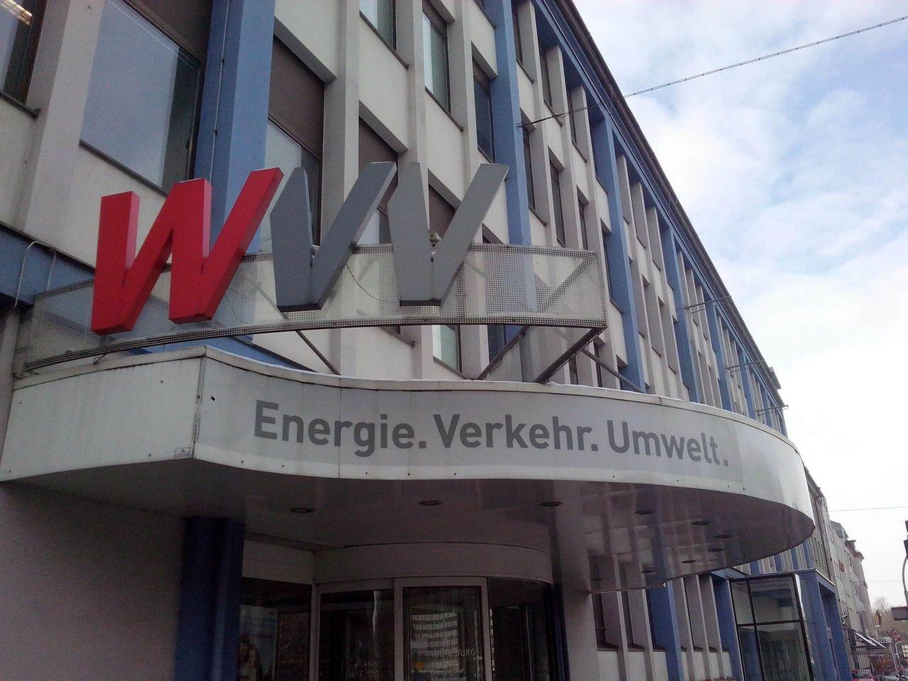 WVV Betrueger Strom abgestellt