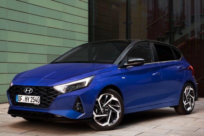 Auto Hyundai i20