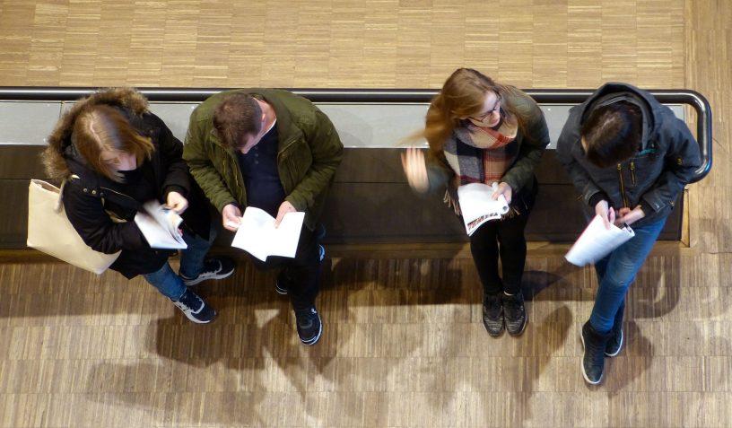 Beruf FHWS Studienbotschafter