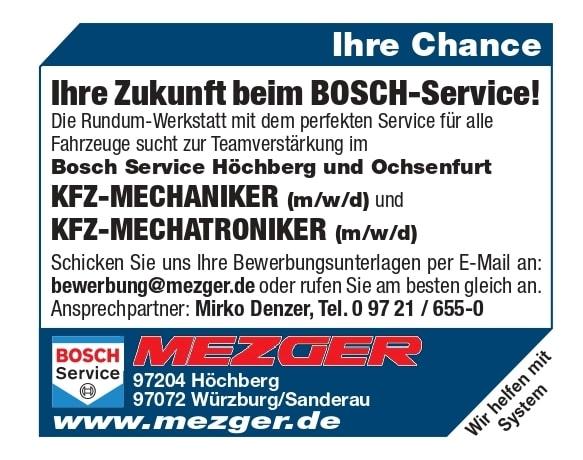 Bosch Mezger