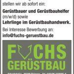 Fuchs Gerüstbau