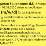 Kindergarten St. Johannes d. T.