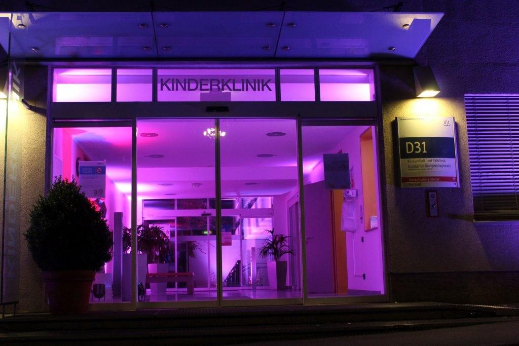 Kinderklinik Fruehchen Wuerzburg