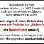 Gemeinde Kürnach