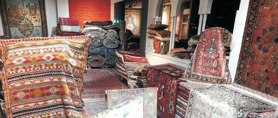 Orient-Teppiche Djoharian in Lohr: Traum-Teppiche aus 1.001 Nacht