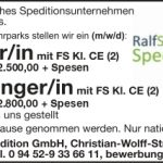 Ralf Steller Spedition GmbH
