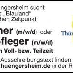Gemeide Thüngersheim