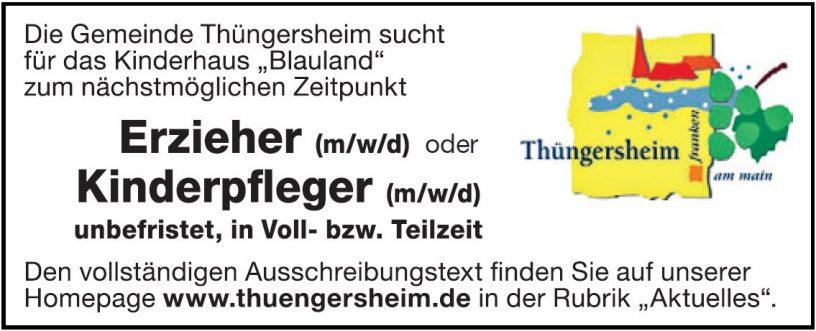 Thüngersheim Blauland