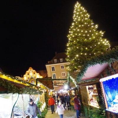 Weihnachtsmarkt Wuerzburg 2020