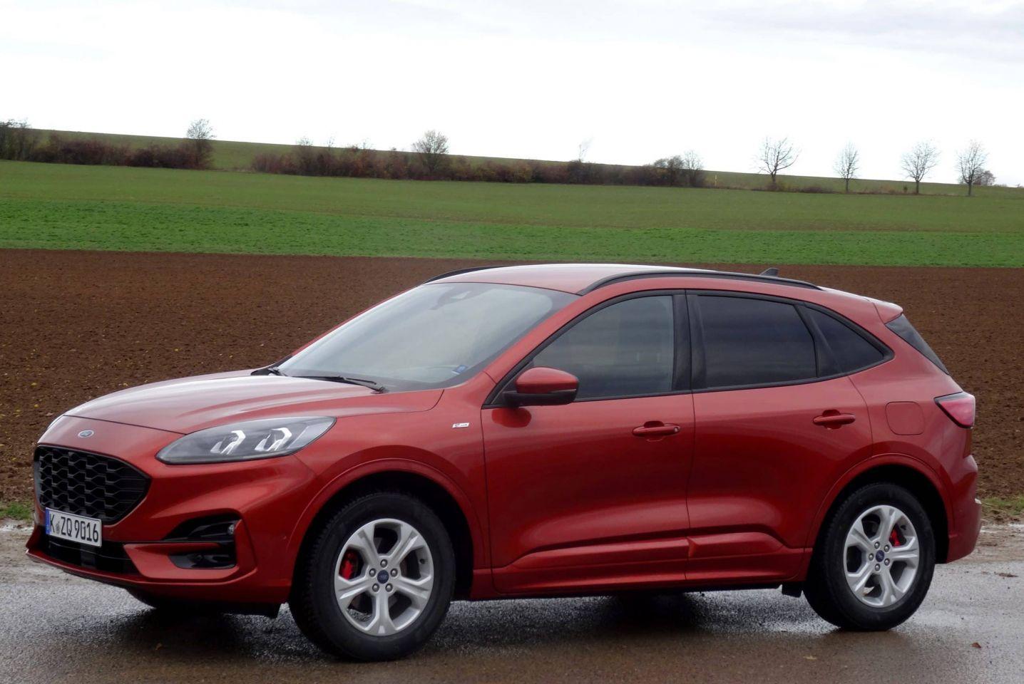 Ford Kuga 2.0 EcoBlue: Dieselmotor, Allradantrieb und Automatik