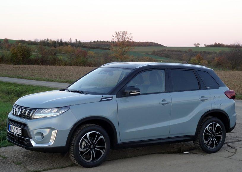 Autotest Suzuki Vitara