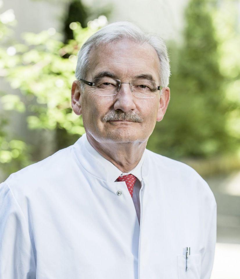 Uniklinikum Würzburg: Ärztlicher Direktor Prof. Dr. Georg Ertl geht in den Ruhestand