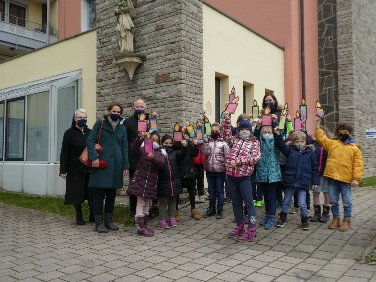 Grundschule Stadtmitte Juliusspital Seniorenstift