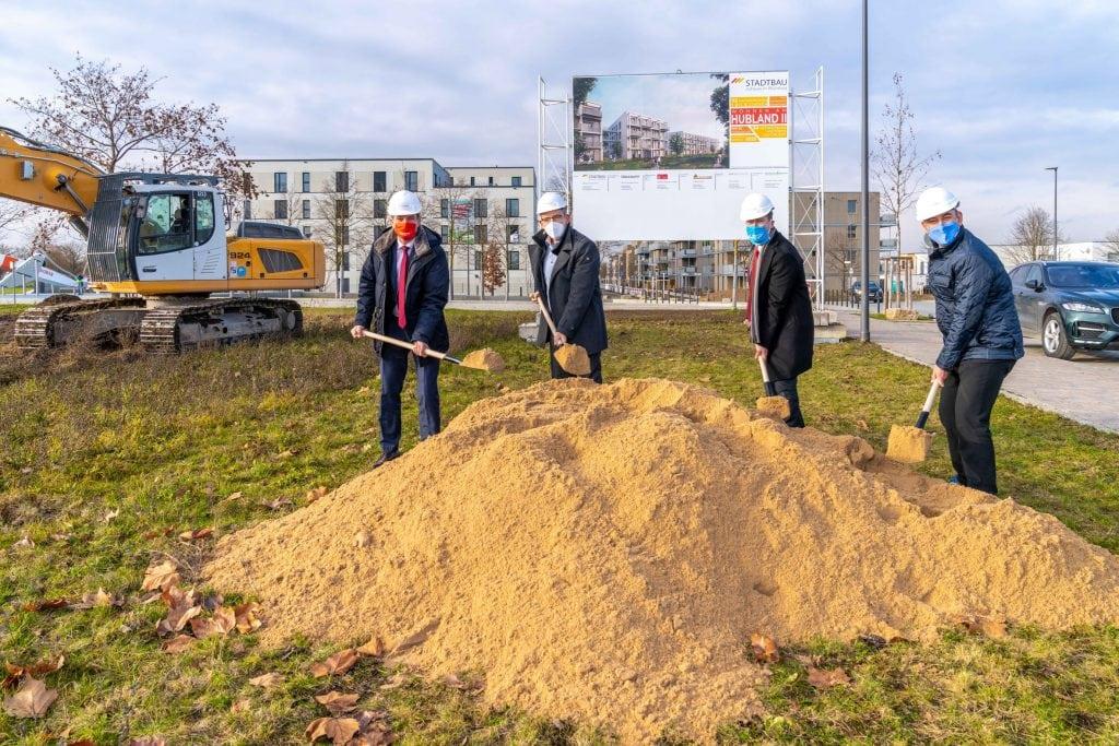 Hubland Mietwohnungen Stadtbau