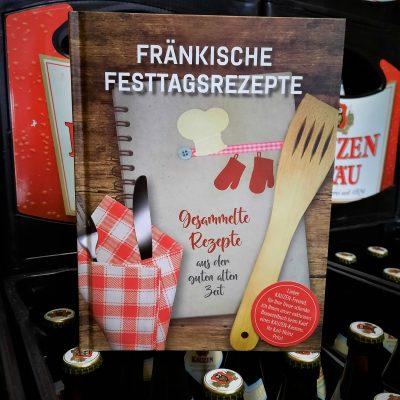 Kauzen Kochbuch fränkische Rezepte