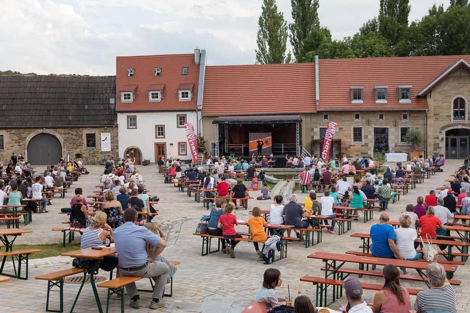 Kulturtage auf Gut Wöllried