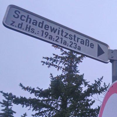 Straße Namen Würzburg Nazi Nationalsozialismus
