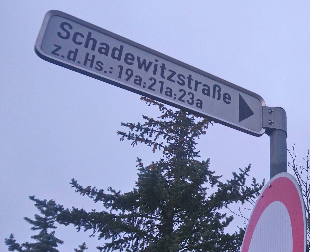 Neue Namen für Würzburger Nazi-Straßen