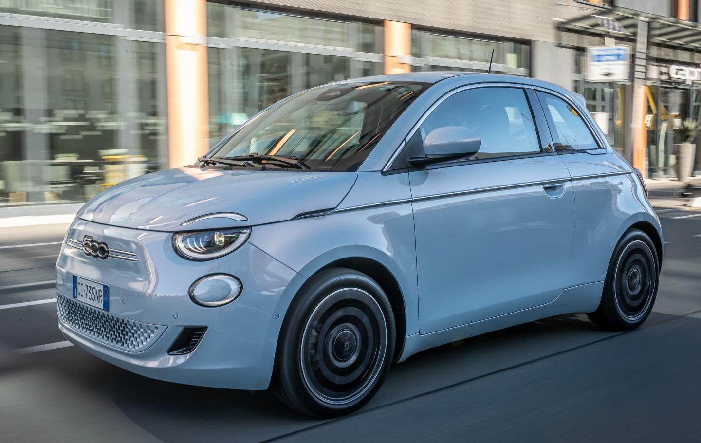 Fiat 500 Elektroauto