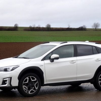 Autotest Subaru XV 2.0ie Platinum