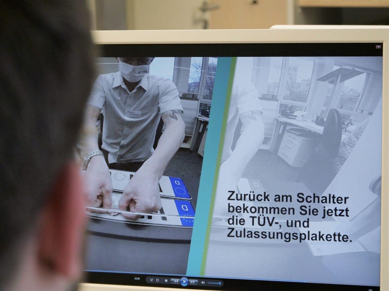 So funktioniert die Auto-Zulassung am Landratsamt Würzburg