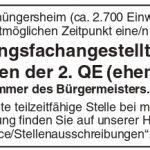 Gemeinde Thüngersheim