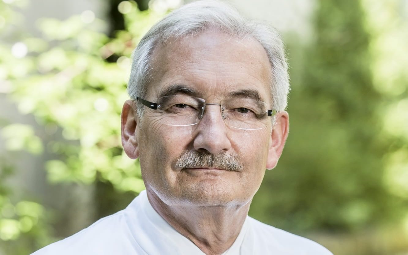 Uniklinik Würzburg: Prof. Dr. Georg Ertl