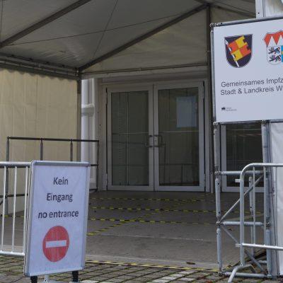 Corona Impfzentren Würzburg