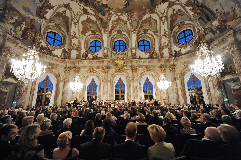 Mozartfest: Musik im Wohnzimmer