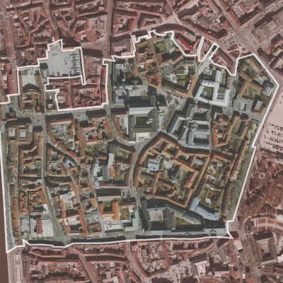 Stadtsanierung Südlicher Bischofshut
