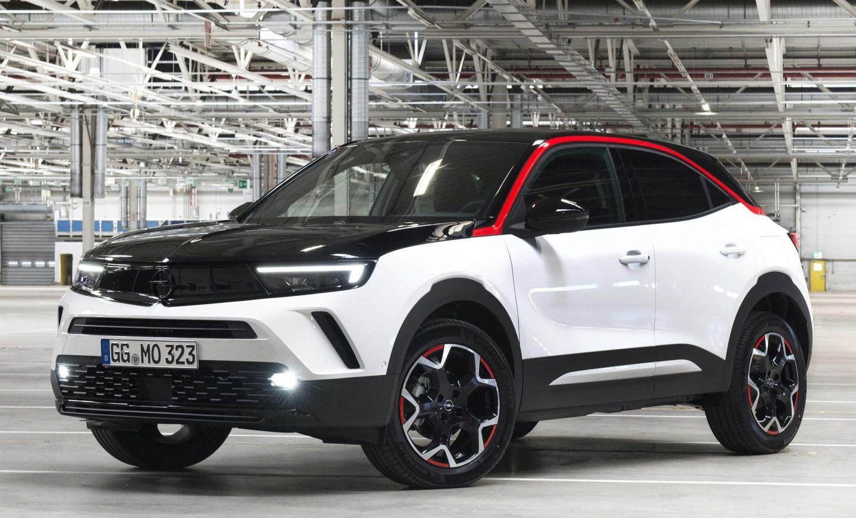 Opel Mokka zeigt das neue Gesicht der Marke mit dem Blitz