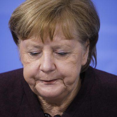 Corona Merkel