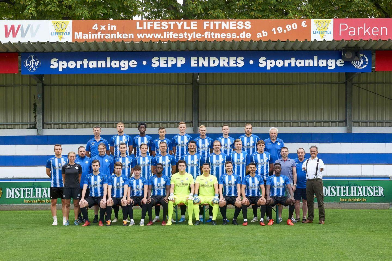 Sport WFV Mannschaft