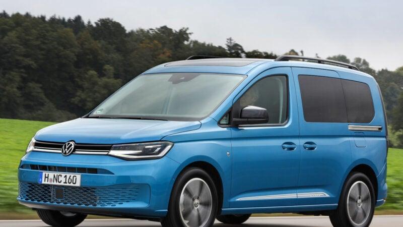 Auto VW Caddy Fahrbericht
