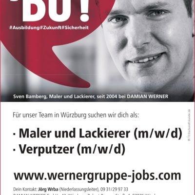 Damian Werner Maler Lackierer Verputzer
