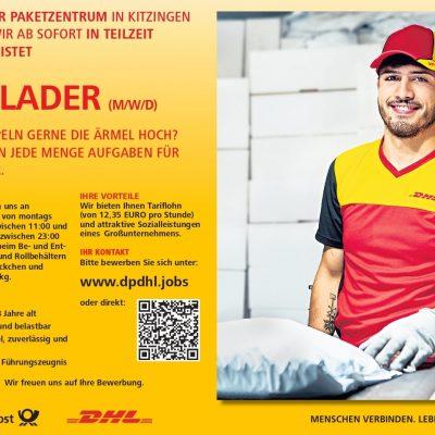 Deutsche Post DHL Verlader