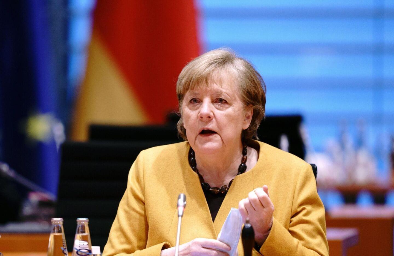 Merkel stoppt Osterruhe