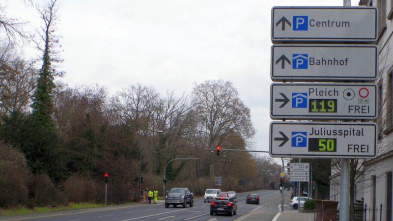 Parkplätze Innenstadt