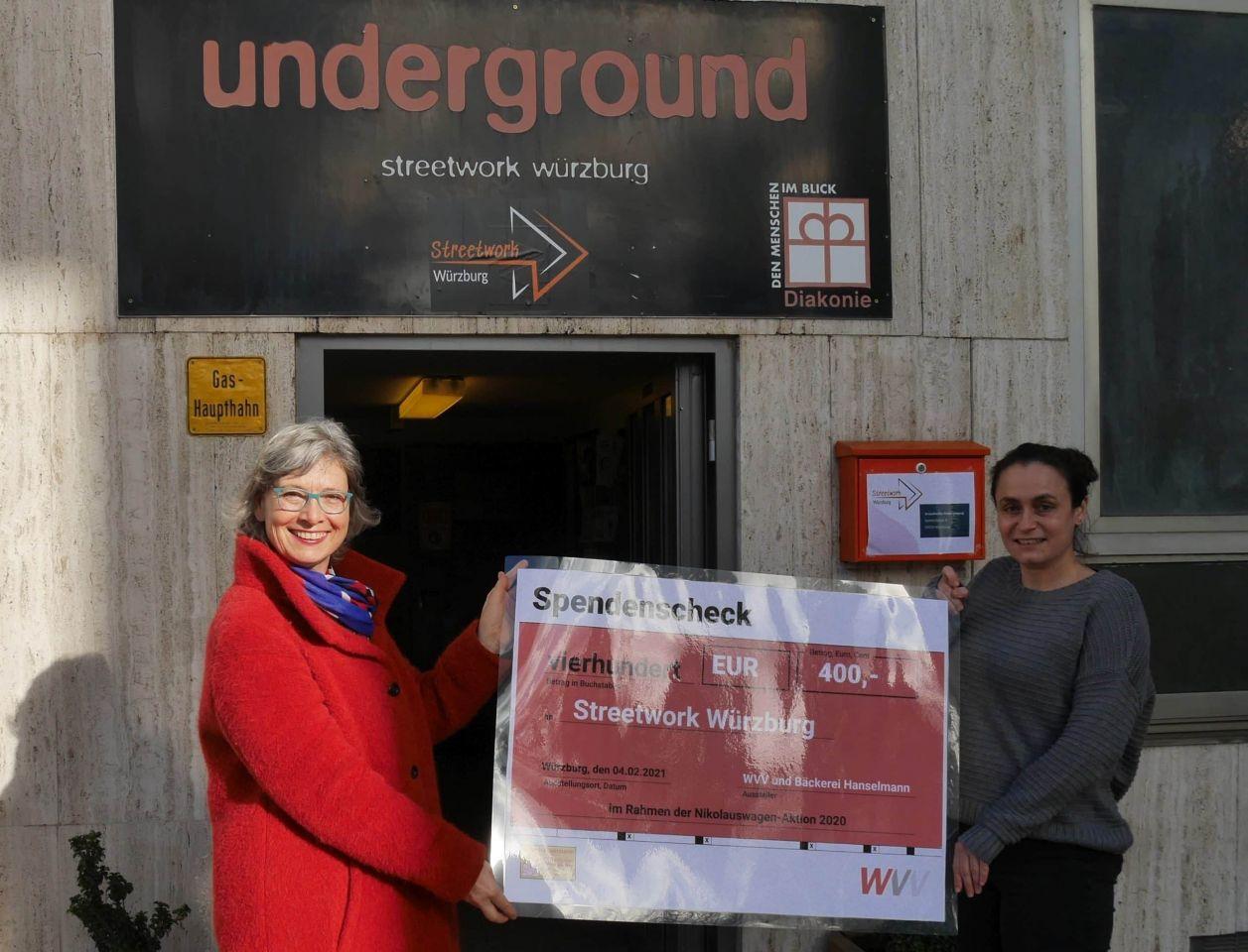 WVV Nikolausstraba Underground web